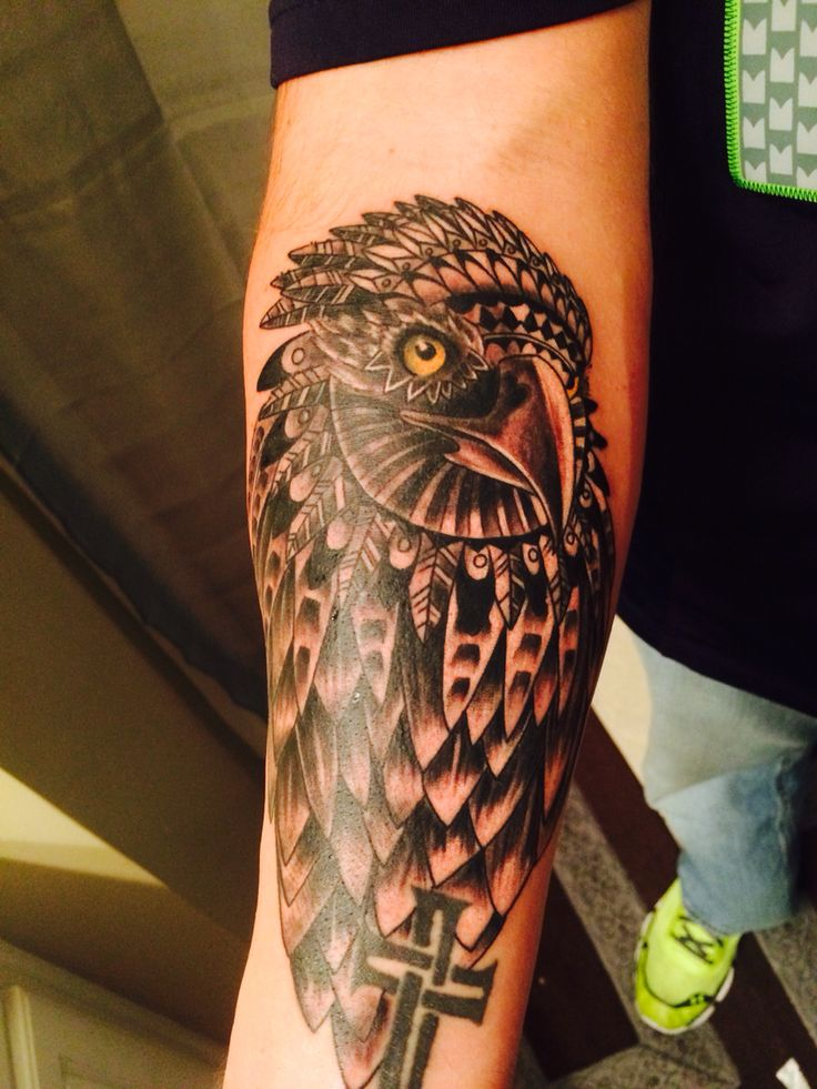 40 best images about hawk tattoos