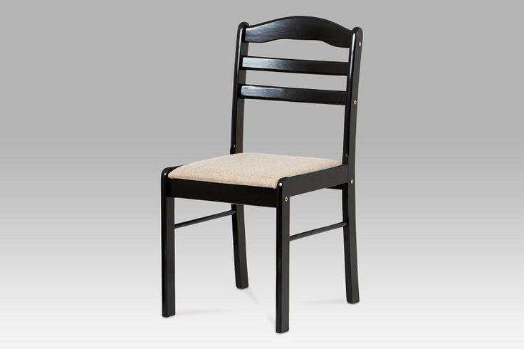 Stolička C-2002 BK, čierna