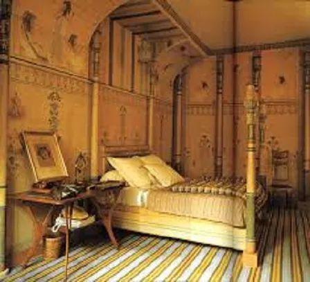 Древнеегипетский Египетский стиль в интерьере – Стили