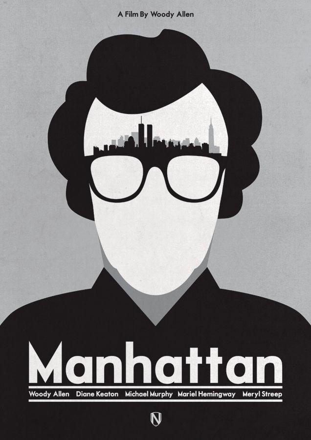 Film Manhattan by Woody Allen