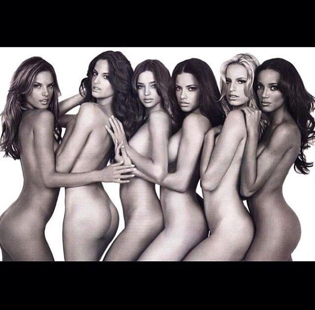 Victoria secret models!