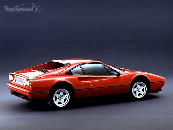 1986 Ferrari 328 GTB. Classic favorite of mine.