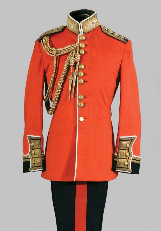 uniforms and waist coats and lounge suits oh my - Your Style Army