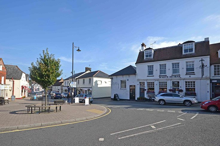 The Square, Storrington