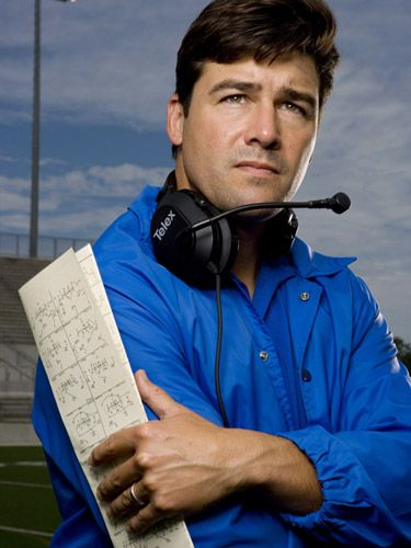 Favorite fictional coach