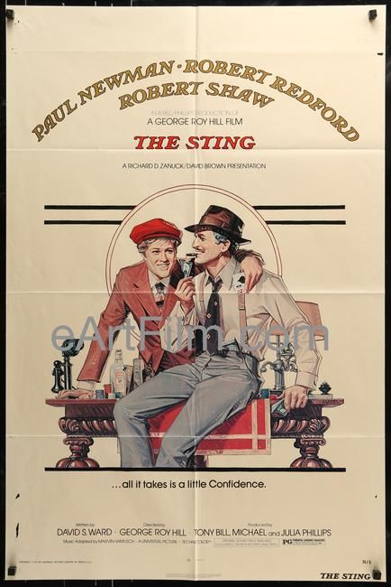 #HappyBirthday #CharlesDurning https://eartfilm.com/search?q=charles+durning #actors #Tootsie #TheSting #Broadway #theater #movies #film #WhenAStrangerCalls    The Sting-Robert Redford-Paul Newman-Robert Shaw-Eileen Brennan-1974