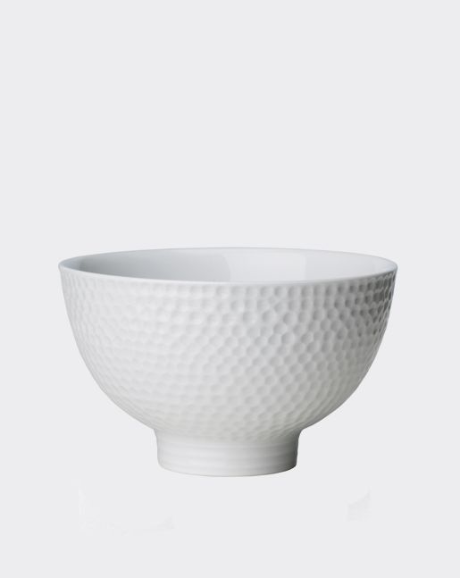 The Filippa K and Rörstrand collection is a classic design collaboration that with its timeless expression explores the meeting of handcrafted porcelain and textile patterns and textures. <br><br> The cups, bowls and plates can be mixed and matched to