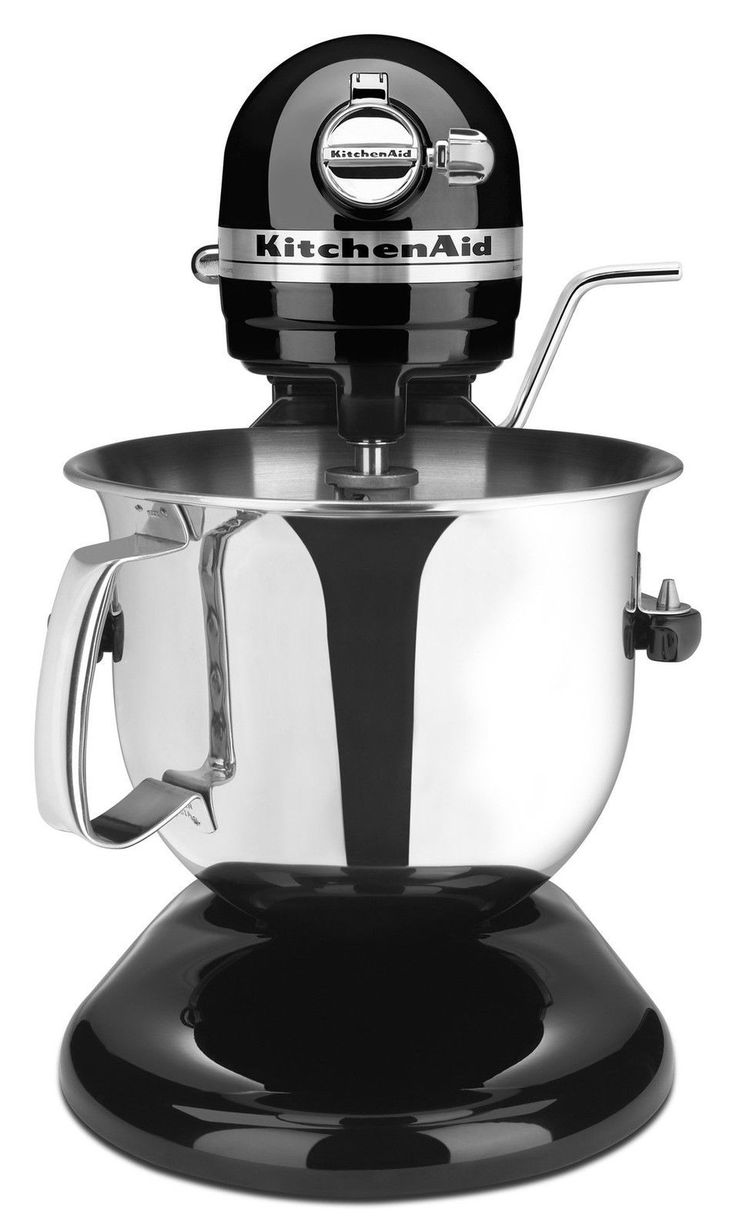 KitchenAid Professional 6000 HD KSM6573COB Stand Mixer 6 Quart Onyx Black