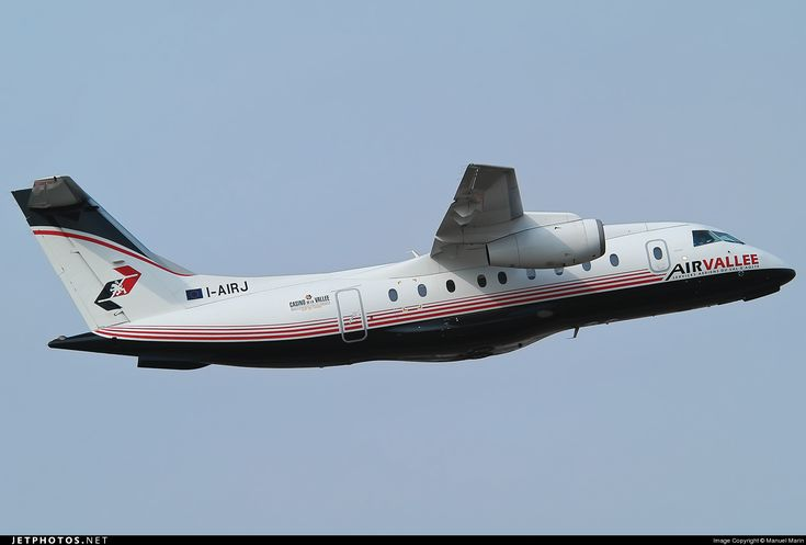 Photo of I-AIRJ - Dornier Do-328-300 Jet - Air Vallée