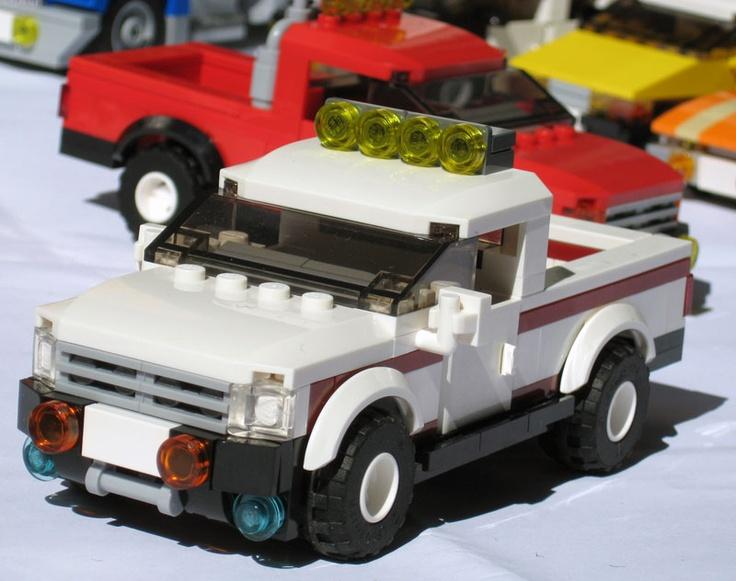 Best 25+ Lego truck ideas on Pinterest | Lego ideas, Lego ...
