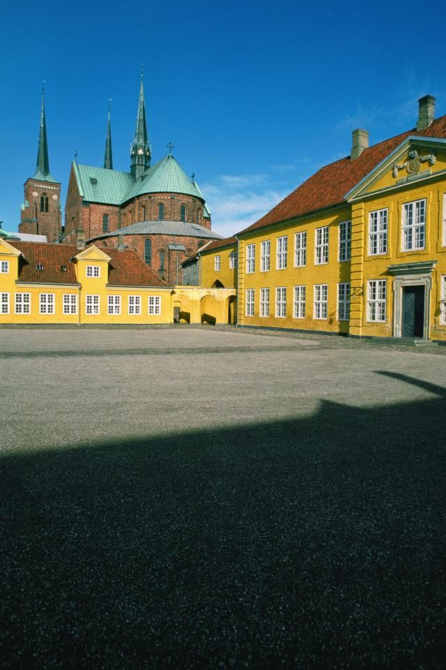 The Roskilde Mansion is one of the most popular historical sites in Denmark and for good reason. In fact, this is a 'must-visit' site for those touring the country for the first time due to its sheer historical wealth.