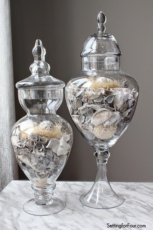 Decorating With Apothecary Jars Delectable Best 25 Apothecary Jars Decor Ideas On Pinterest  Apothecary Design Inspiration
