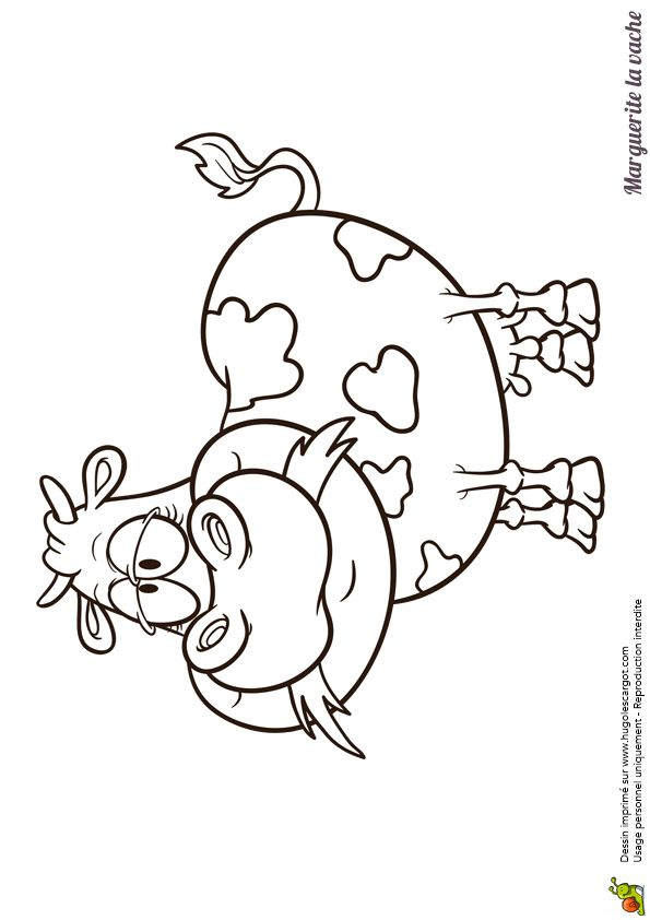 32308 best svg files images on pinterest - Coloriage vache ...
