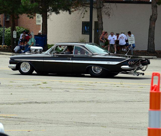 1961 Pro Street Chevy Impala