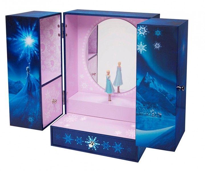 Unique Trousselier Frozen Elsa Spieluhr Cabinet Bonuspunkte sammeln auf Rechnung bestellen DHL Blitzlieferung
