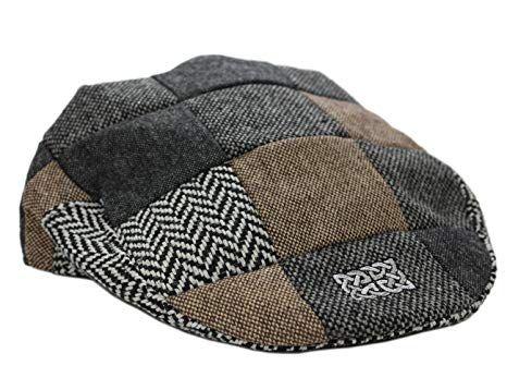 b04f7d704 Patrick Francis Men's Ireland Tweed Flat Cap Review | Baseball Caps ...