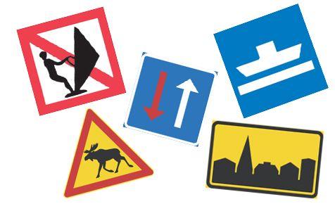 Liikennevirasto | Liikennemerkit ja turvalaitteet