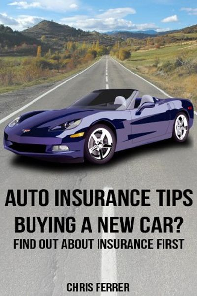 Auto Insurance Tips: Buying A New Car? Find Out About Insurance First – #autoins…