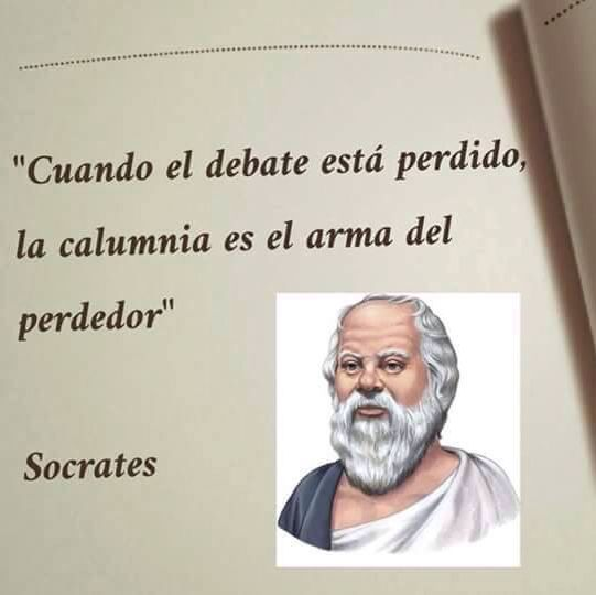 10 best filosofia images on pinterest spanish quotes famous when the debate is lost insults is the weapon of the loser fandeluxe Image collections