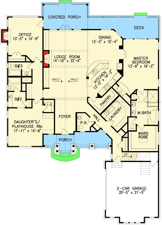 Best 25+ Dream home plans ideas on Pinterest | Dream house plans ...