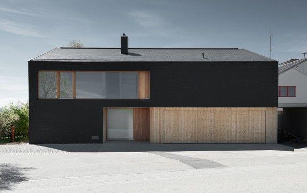 Bogenfeld . Detached house . Kirchberg-Thening (1)