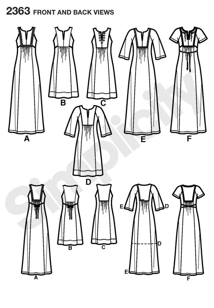 10 best Summer Dress Ideas (SEWING) images on Pinterest   Summer ...