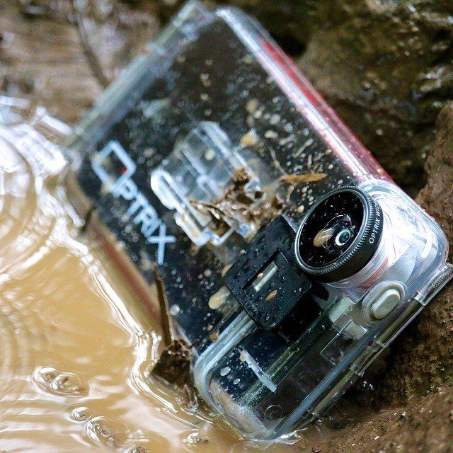 Optrix 6 Rugged iPhone Case - $120