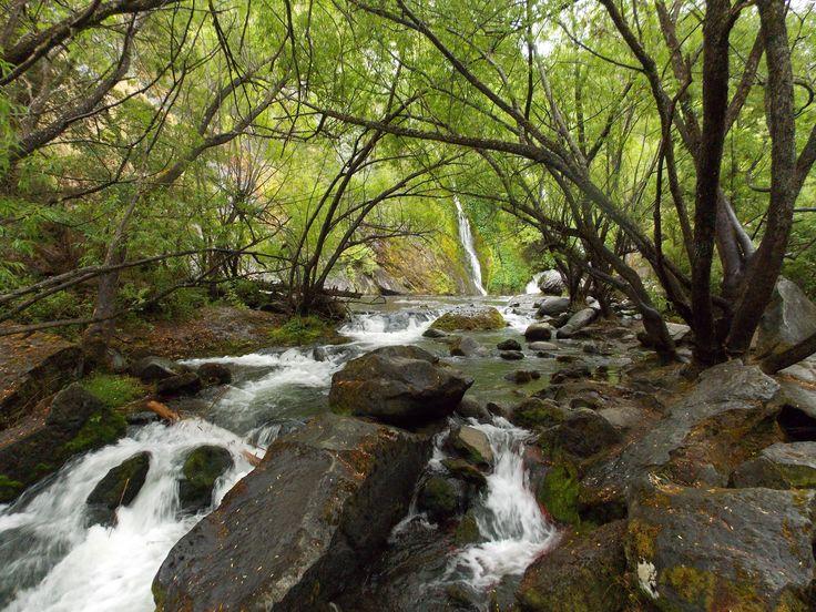 Cascada Escondida. El Bolsón- Rio Negro