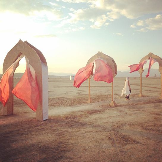 15 Burning Man Instagrams That Prove FOMO Is Very, Very Real #refinery29  http://www.refinery29.com/2014/08/73755/burning-man-2014-pics#slide-12  Tatooine? ...