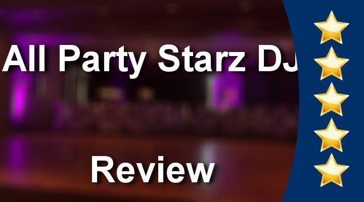 All Party Starz DJ Lancaster Review - Lancaster DJ Review         Perfect          Five Star Re... All Party Starz DJ Lancaster Review - Lancaster e DJ Review   (717) 208-4299 - http://ift.tt/XNSpri -  Best Lancaster  DJ  Superb 5 Star Review by Brandon R. http://ift.tt/XNSpri (717) 208-4299 All Party Starz DJ Lancaster reviews         New Rating          Great DJ! Jimmy went above and beyond to make sure everything was planned before the wedding. We chose a couple songs we wanted to play…