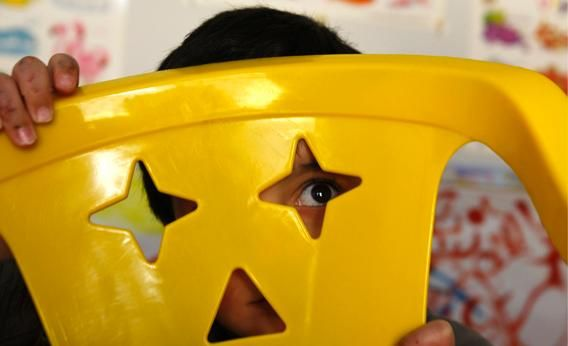 Does My Toddler Have Autism?  How to identify the early signs of the developmental disorder.