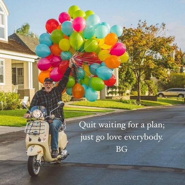 20 Bob Goff Quotes You Will Love...