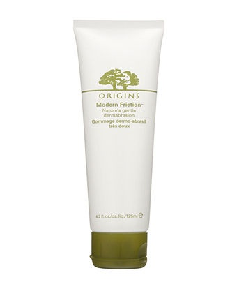 Origins Modern Friction Nature's gentle dermabrasion 4 oz - Origins Skincare - Beauty - Macy's... one of my favorites! I use it on my face, behind my ears, on the back of my neck, elbows, and hands - LOVE THIS PRODUCT!
