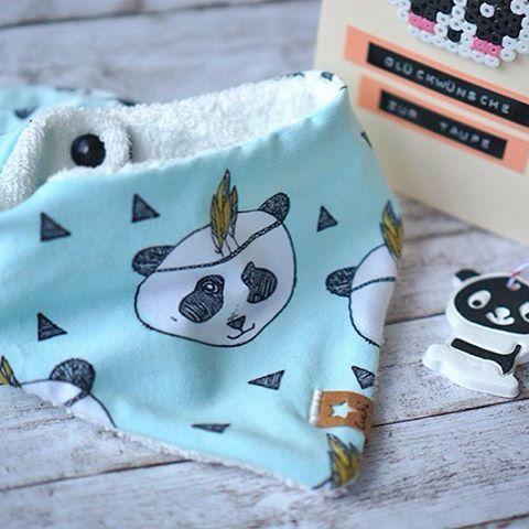 Cuchikind - DIY-Kids-Lifestyle - Alles rund ums Selbermachen, ums Kind und ums Reisen.: Tutorial: Babyhalstuch nähen