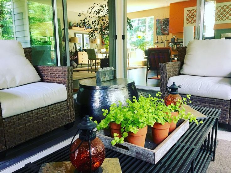 the outdoor room making mondays tolerable - The Outdoor Room