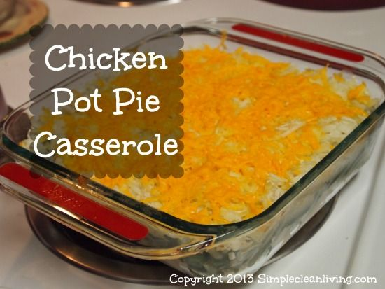 1000+ images about Food-casseroles on Pinterest | Casseroles, Easy ...