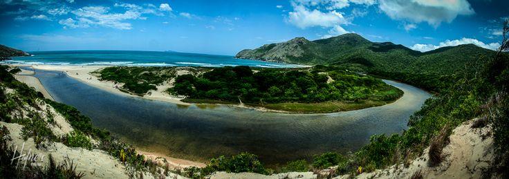 Praia Lagoinha do Leste - Florianópolis, Santa Catarina, Brasil