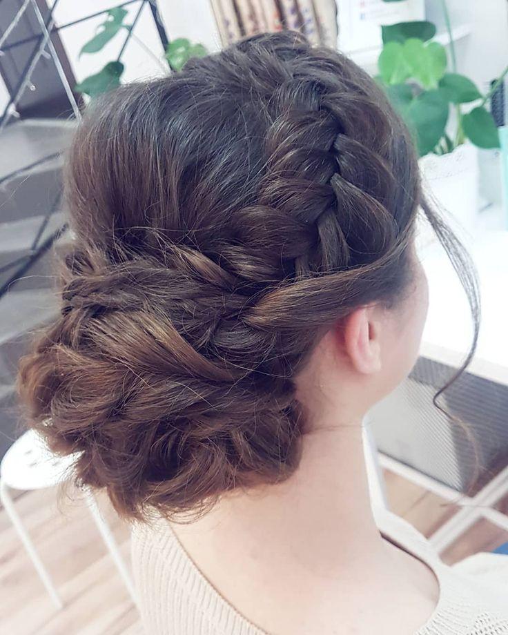 Studniówki czas start!  Kto wpada na czesanie?  . . . #hairbyme #hairbyjul #hair #hairstyle #hairstyles #hairdo #hotd #hairoftheday #instahair #hairofinstagram #hairofig #updo #romantic #boho #hairlove #hairart #hairartist #prom #promhair #brunette #polishgirl #longhair #hairstylist #hairstylistlife