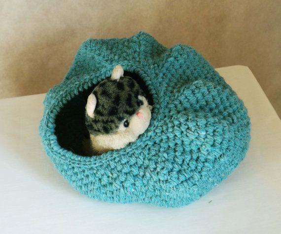 ВЫБЕРИ ЦВЕТ, выбери размер, Вязаный домик для кошки, домик для маленькой собаки, вязаный коврик из шерсти, вязаный коврик для животных.