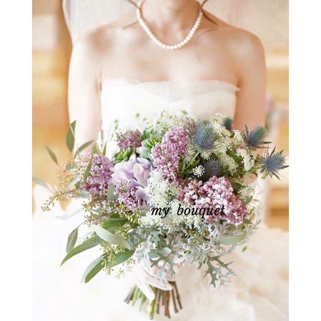 おしゃれ度UP!今どきスタイルの花嫁さんは《ナチュラルブーケ》をセレクトしています♡ | ZQN♡