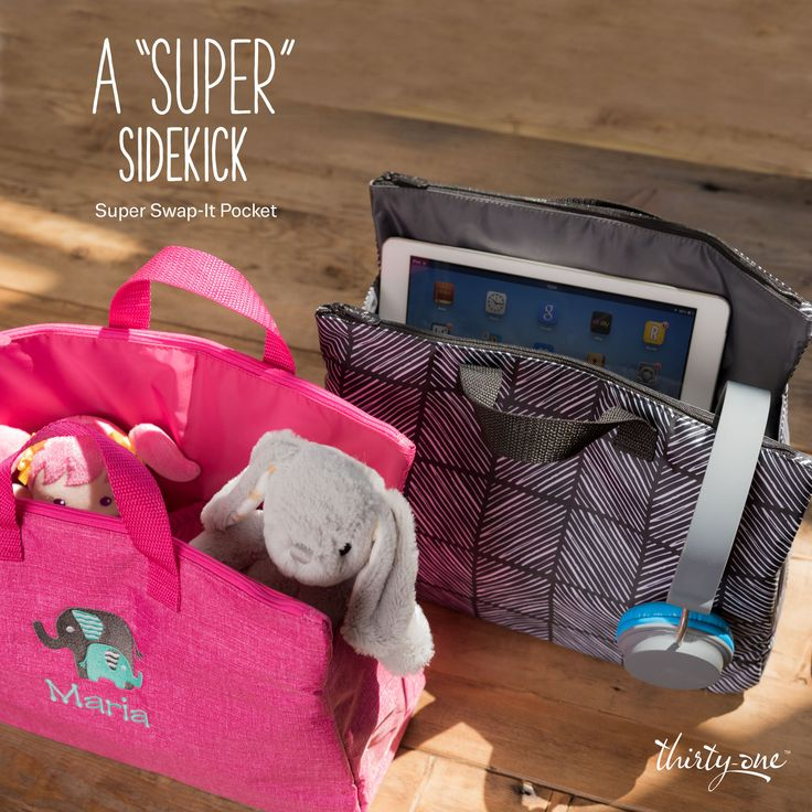 Super Swap It Pocket;Thirty One Ideas