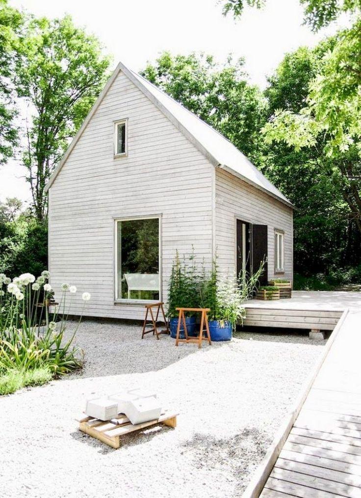 Scandinavian Small House Design: 55+ Incredible Scandinavian Exterior Photo Pic