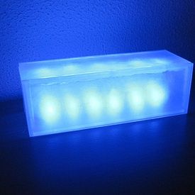 For those who are electronically inclined...make a LED light box that syncs with the beat of your music