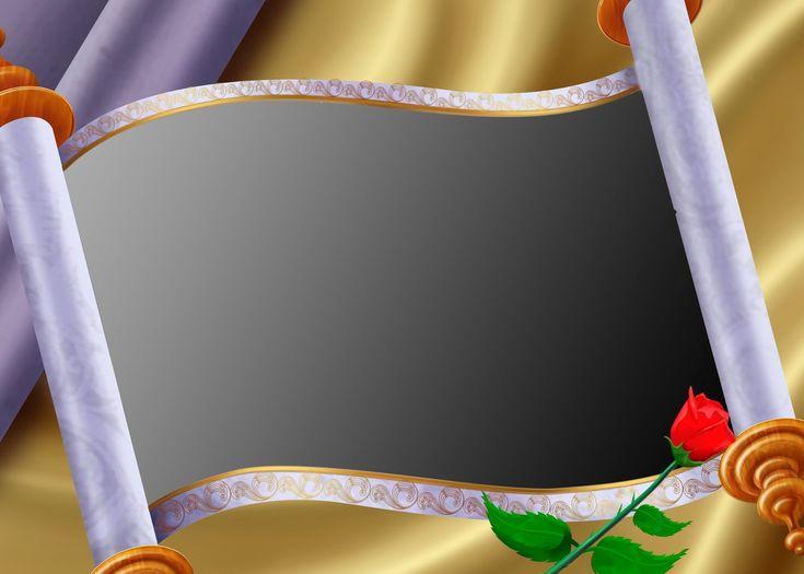 Flowerspng: Wedding Transparent photo frame (6)