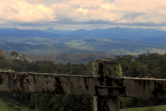 Canungra Scenic rim views