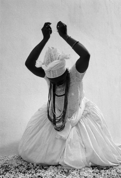 brazil: candomble priestess by chester higgins | via laeticia |Tumblr