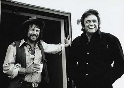 """I love Big John Cash and I think Waylon Watasha Jennings is a table thumpin' smash""-Hank Williams Jr."