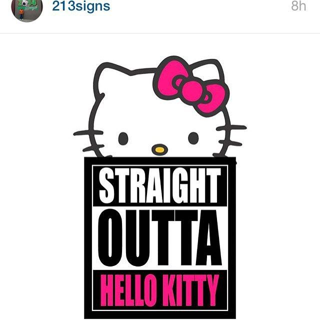 HELLO KITTY LIMITED • I wonder if this is the original post? #hellokitty...