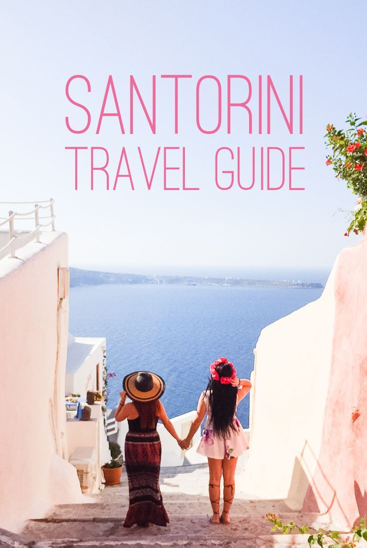 Santorini Oia Travel Guide Recommendations for Honeymoons & Colourful Places Greece