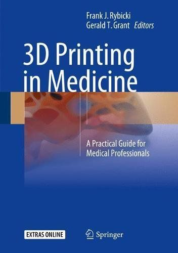 3D Printing in Medicine Pdf Download e-Book